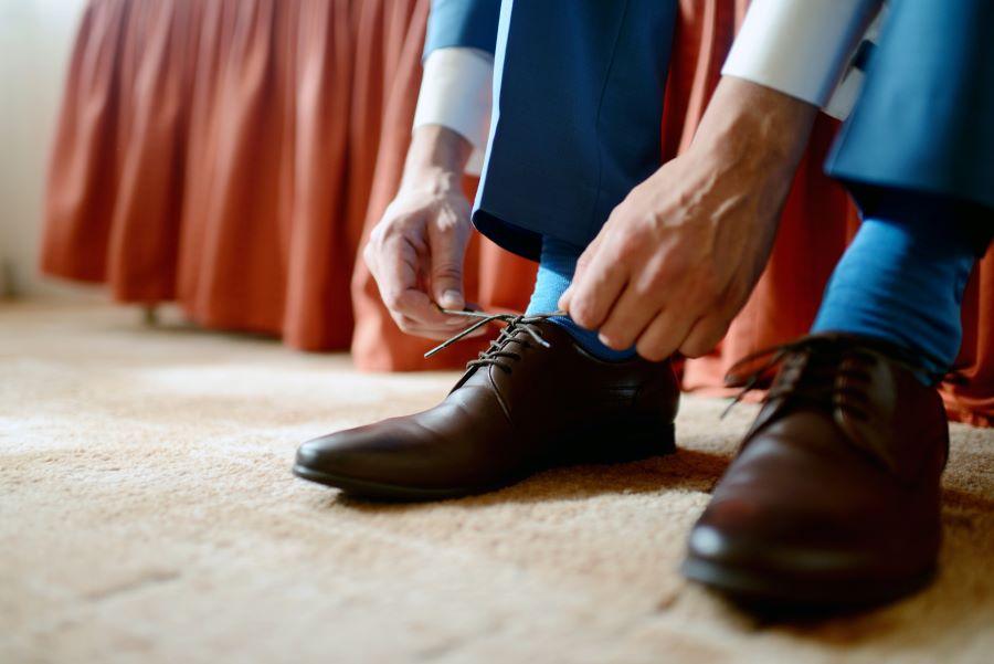 Scarpe usate, il nuovo trend