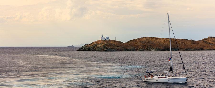 Trascorri una vacanza indimenticabile in Grecia in barca a vela