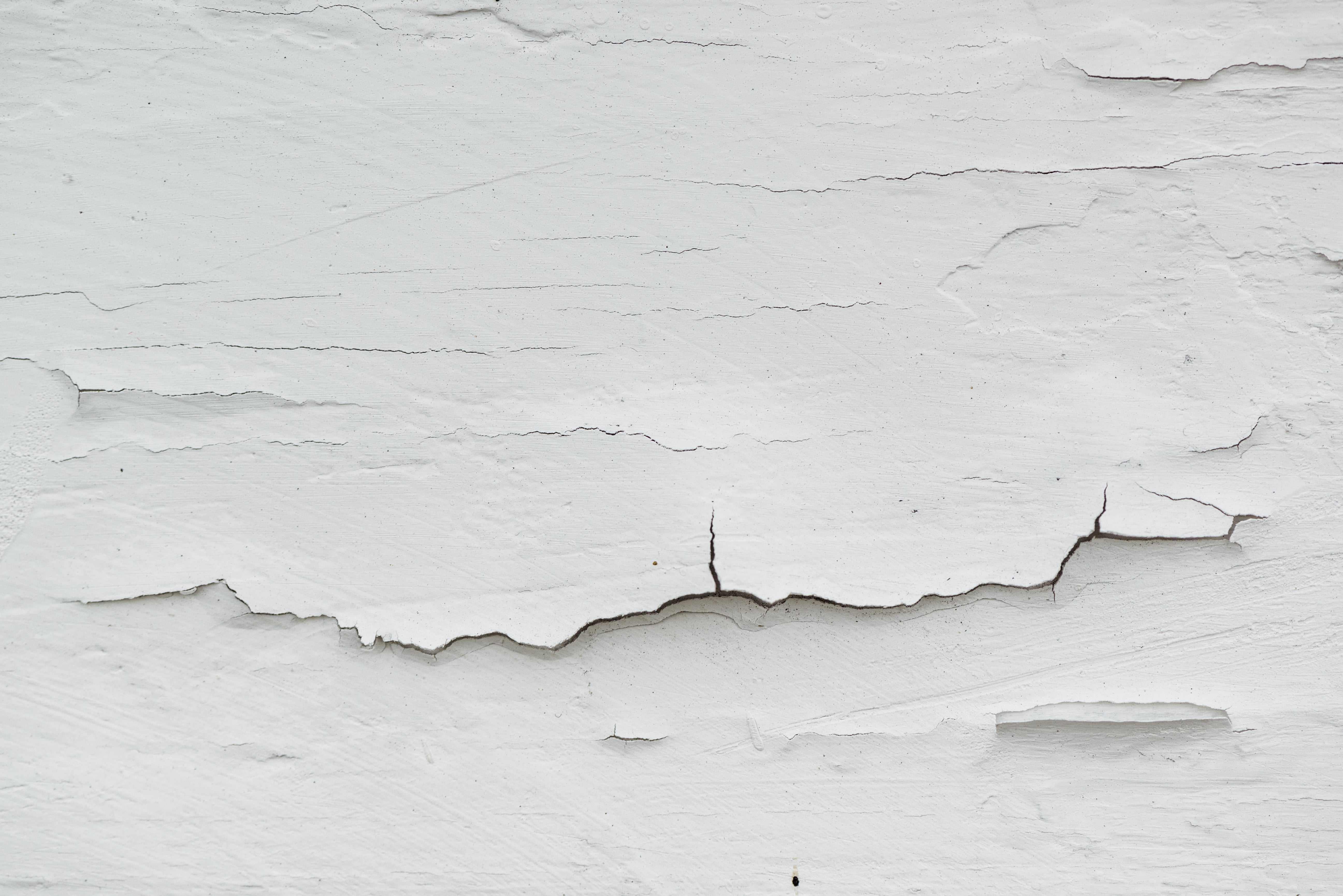 Crepe nei muri: cosa fare?