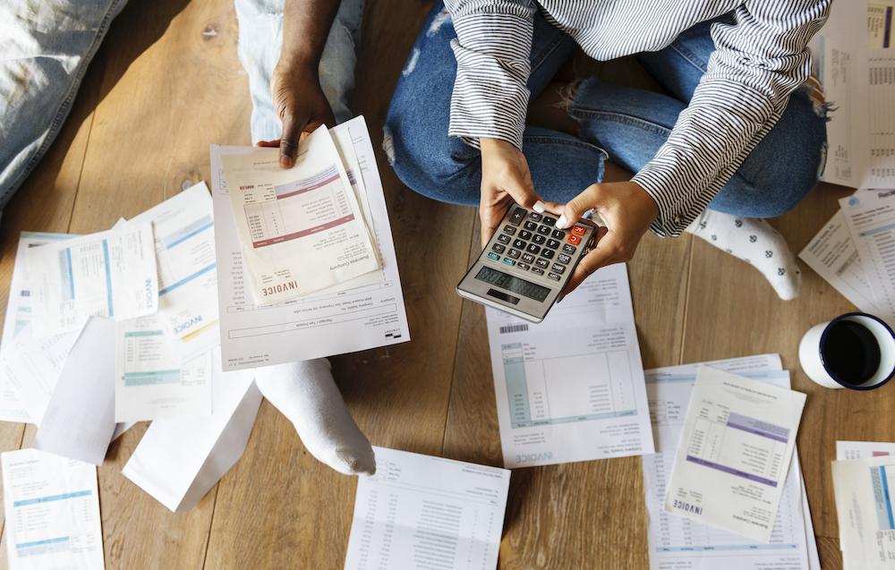 Come gestire il proprio budget familiare