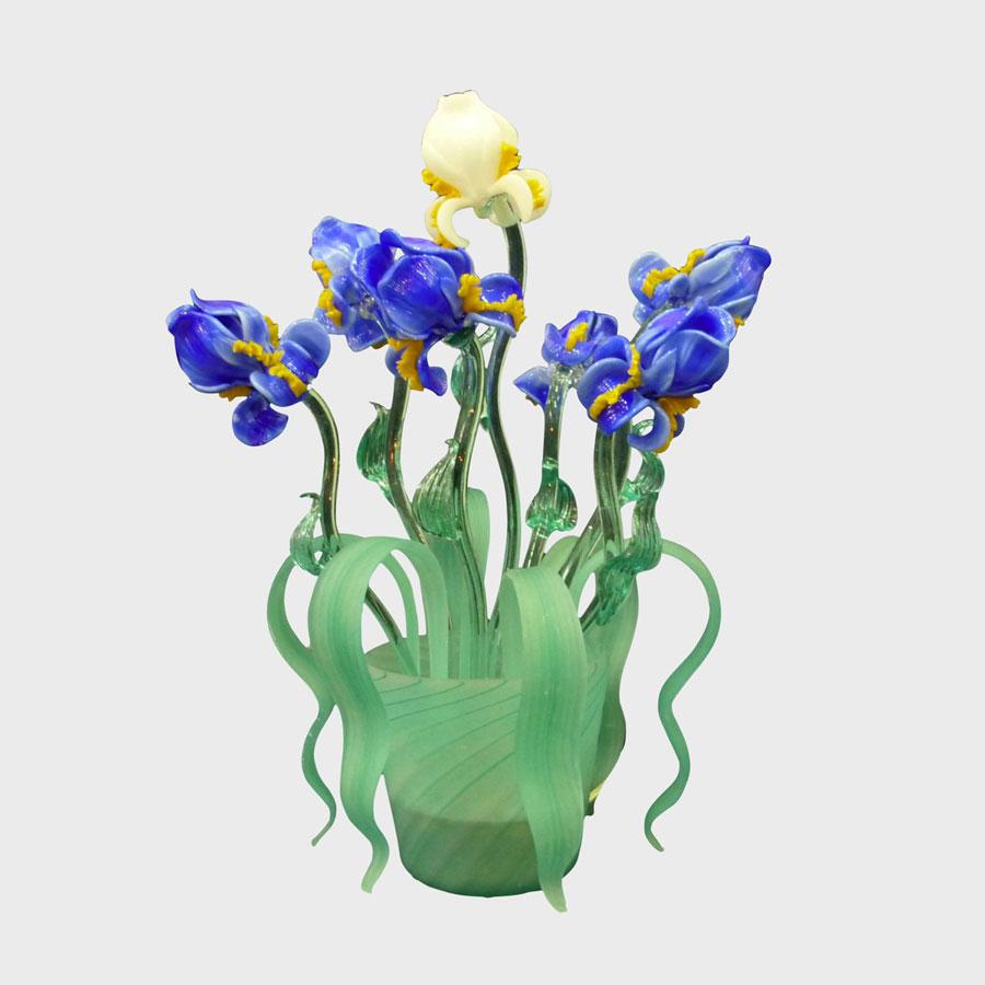 La bellezza e l'eleganza dei vasi di Murano per un regalo davvero unico