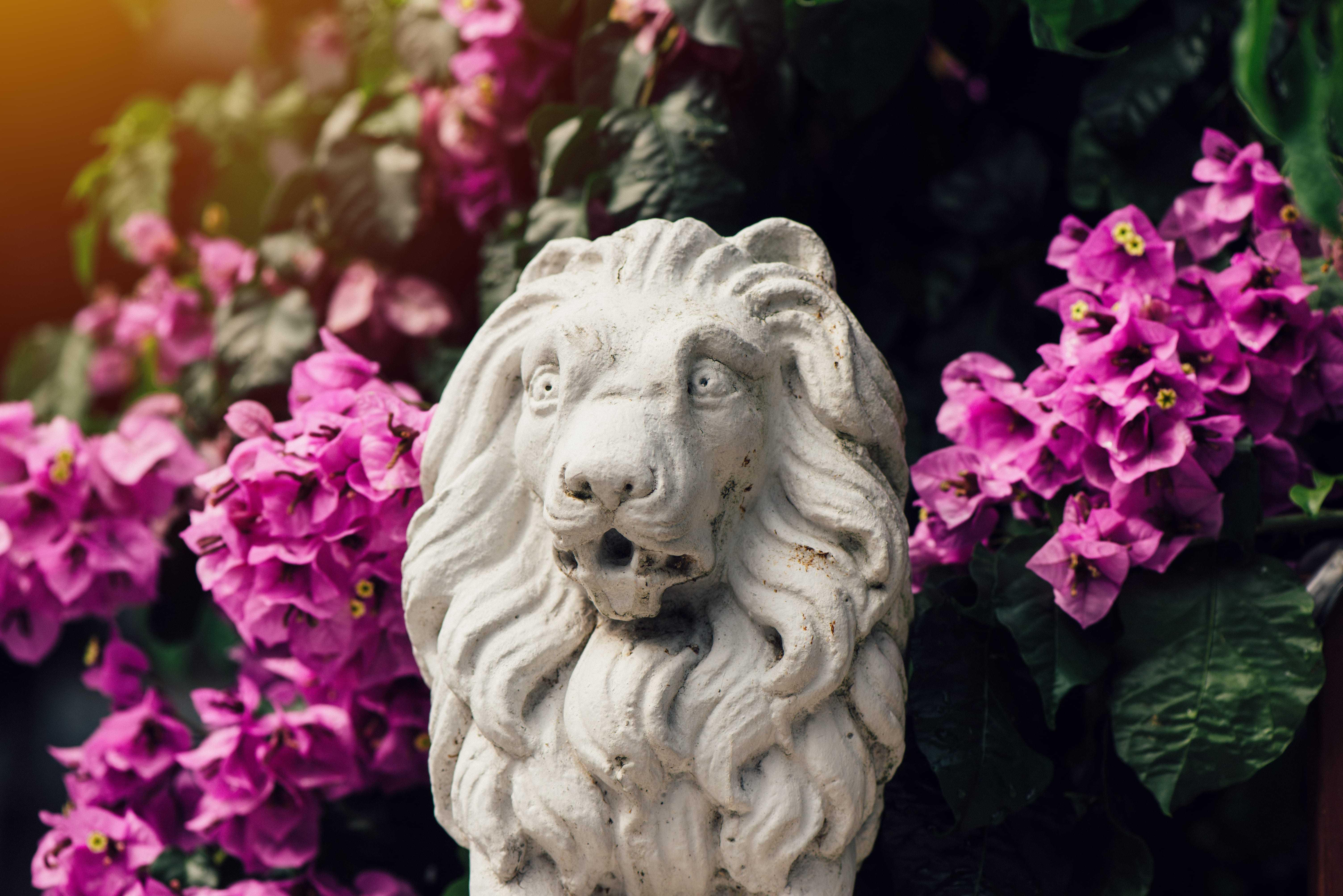 Antiquariato: le statue da giardino