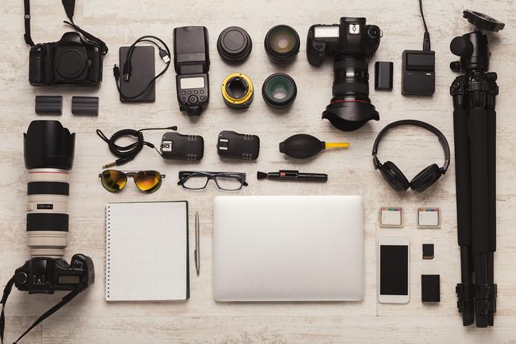 La creatività della Fotografia Industriale al Vostro Servizio