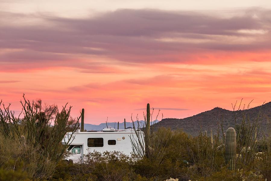 Vacanze libere e avventurose con il servizio di noleggio camper
