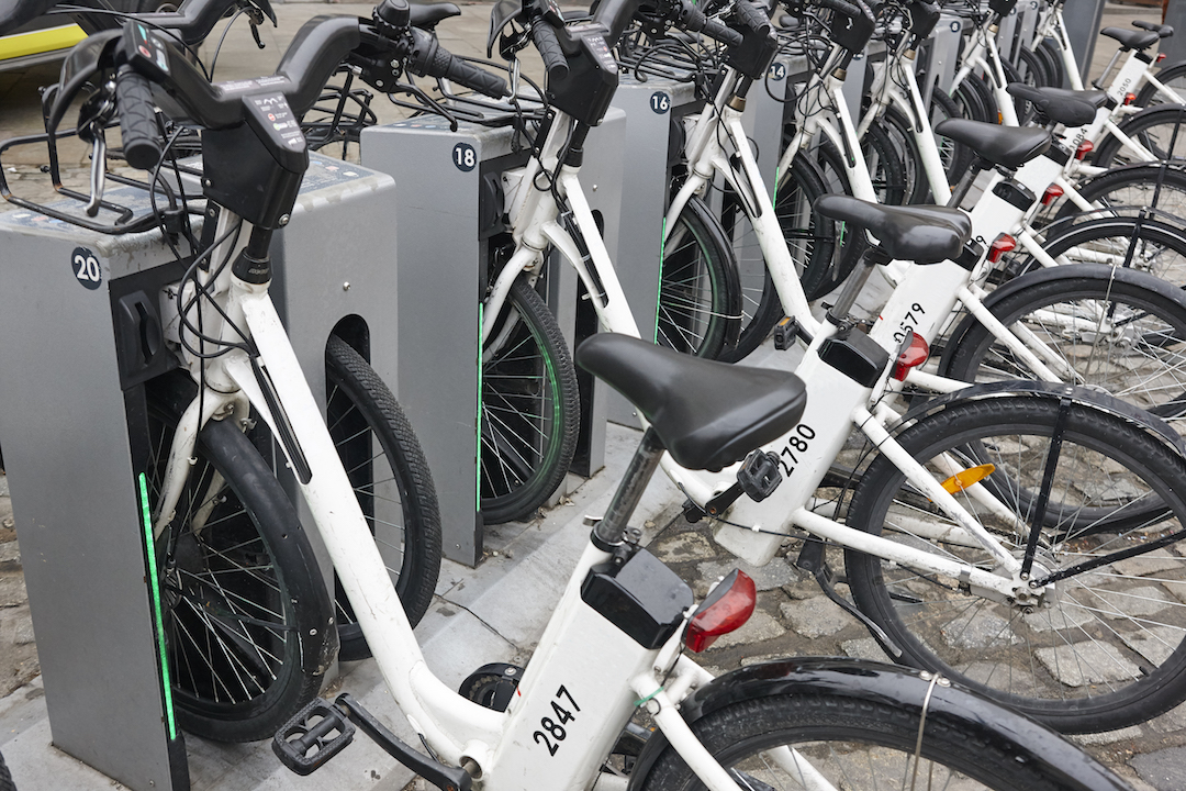 Le e-bike usate