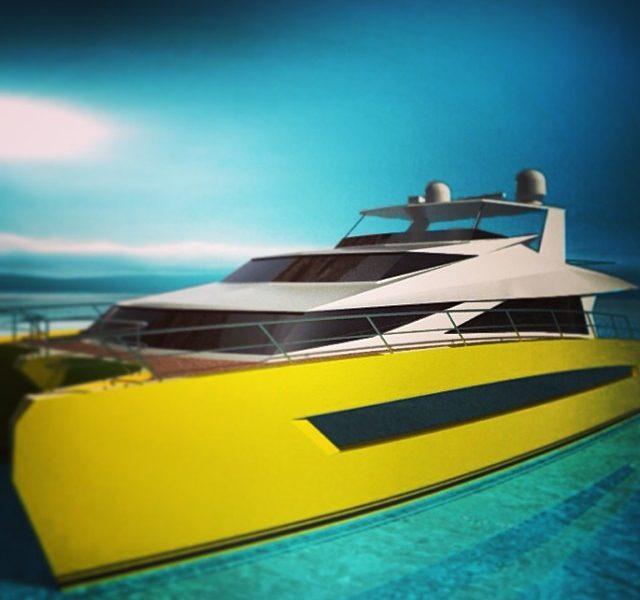 Trasforma una passione in professione con il corso Yacht Design
