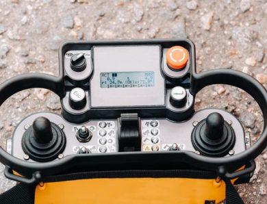 I joystick industriali per il controllo da remoto