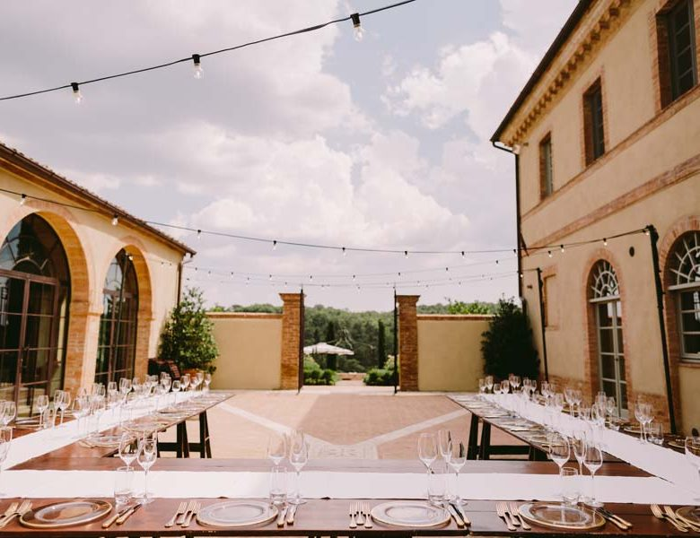 Villa per eventi con giardino a Pescia: ecco la struttura che fa apposta per te